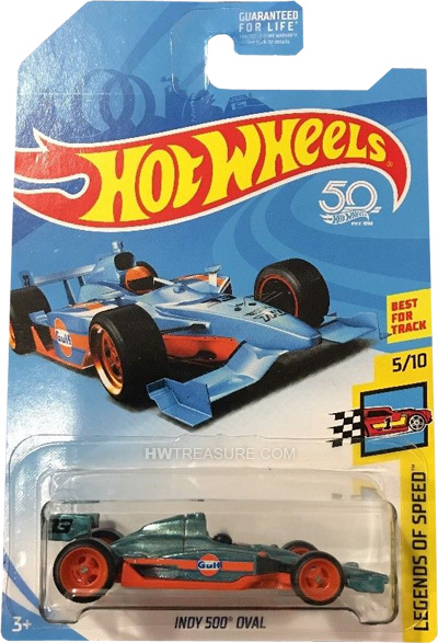 hot wheels langka super treasure hunt Indy 500 Oval