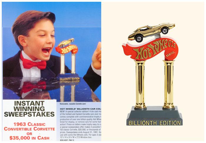 Sejarah Mobil Hot Wheels 1991