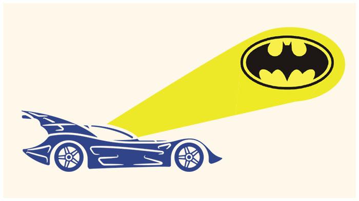Sejarah Mobil Hot Wheels Batmobile 2003