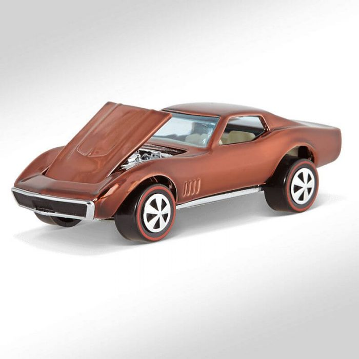 Sejarah Mobil Hot Wheels Original 16 Custom Corvette