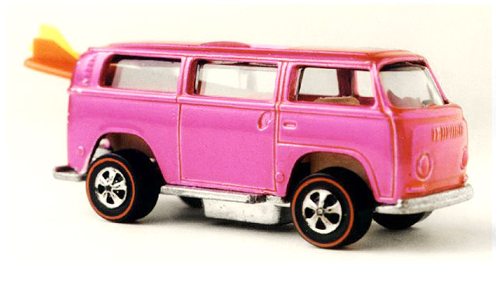 Sejarah Mobil Hot Wheels THE VOLKSWAGEN BEACH BOMB PROTOTYPE 1969