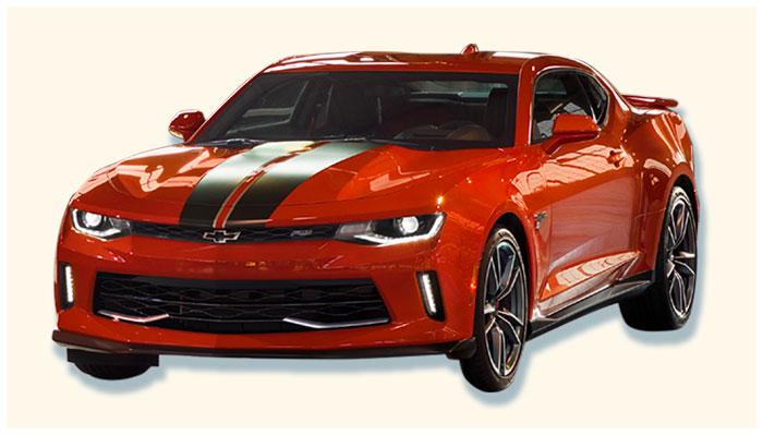 Sejarah Mobil Hot Wheels camaro 2017