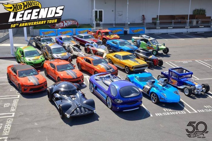 Sejarah Mobil Hot Wheels legends