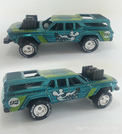 hot wheels langka super treasure hunt Cruise Bruiser