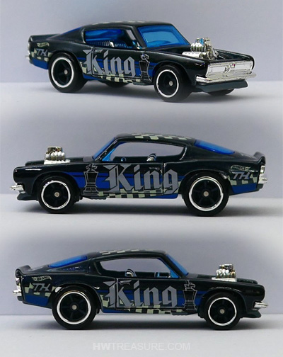 hot wheels langka super treasure hunt King Kuda