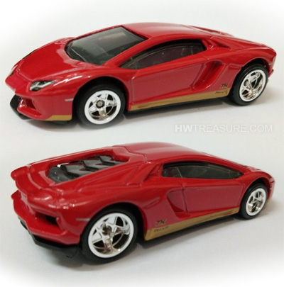 hot wheels langka super treasure hunt Lamborghini Aventador