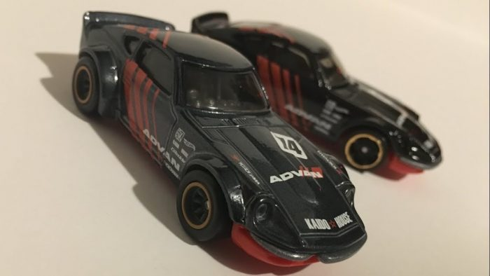 hot wheels langka super treasure hunt Nissan Fairlady Z