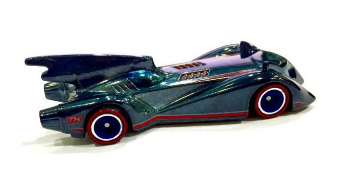 hot wheels langka super treasure hunt The Brave And The Bold Batmobile