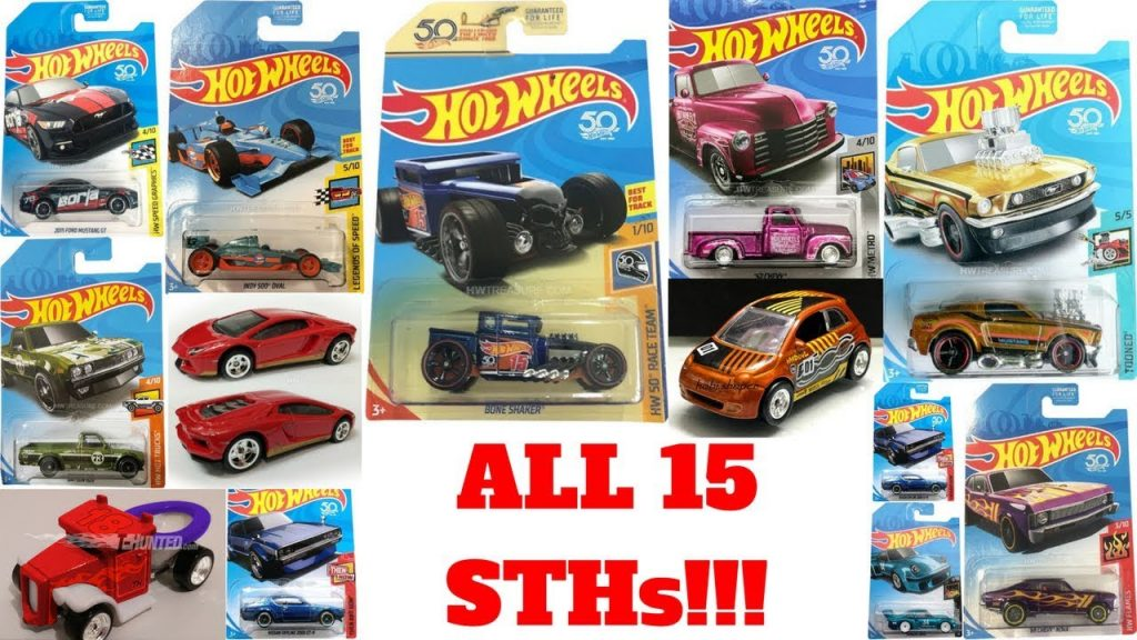 hot wheels langka super treasure hunts 2018