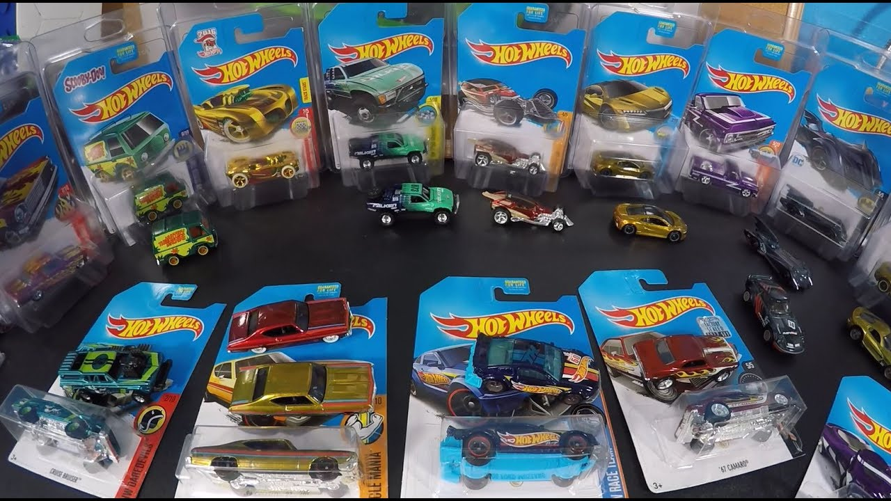 hot wheels langka super treasure hunts