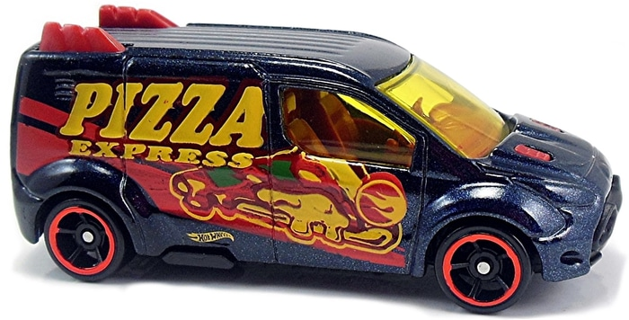 hot wheels langka treasure hunt Hot Wheels Ford Transit Connect Tokopedia