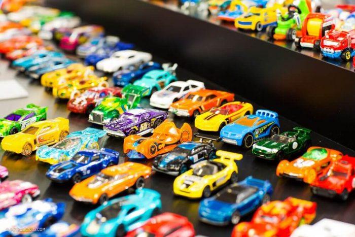 Peluang Usaha Bisnis Diecast Mobil Hot Wheels