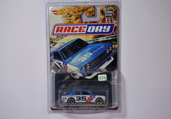 hot wheels langka bre datsun bluebird race day
