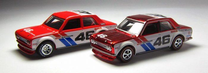 peluang usaha mobil hot wheels langka BRE Datsun RLC