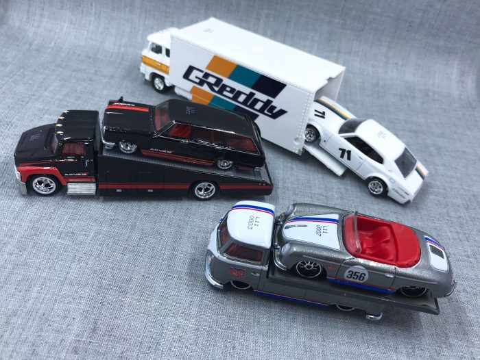 Peluang usaha mobil hot wheels langka Transport Mix