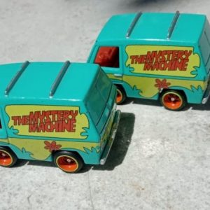 Hot Wheels Langka The Mystery Machine (Loosed 2 Mobil)