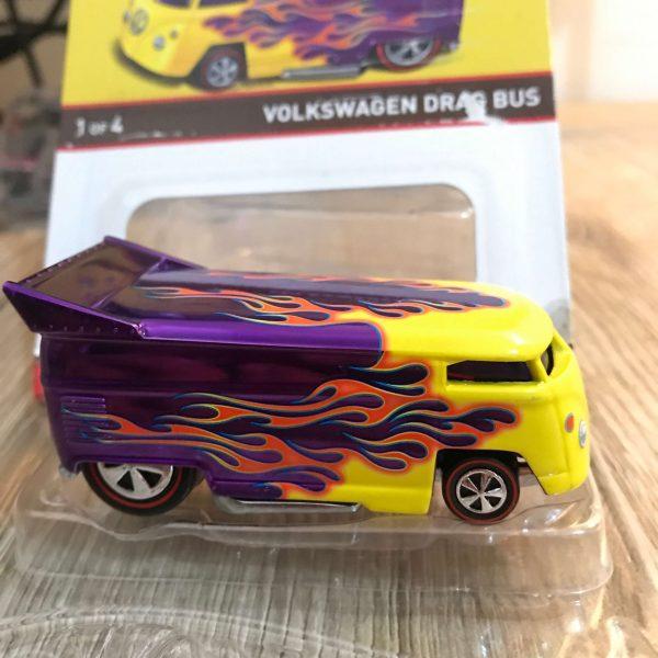 Hot Wheels RLC Volkswagen Dragbus Neo Classics 4