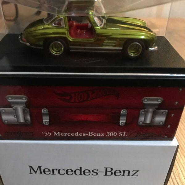 Hot Wheels Mercedes Benz 300 SL