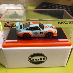 Hot Wheels Langka RLC Gulf Porsche 993 GT2