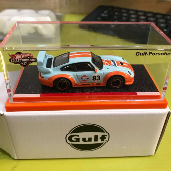 Hot Wheels Langka RLC Gulf Porsche 993 GT2
